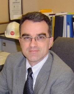 François Truffier, vice-président de Terex (cranes) pour le marketing et la stratégie.