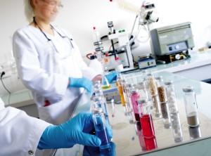 Le laboratoire d'analyses industrielles est implanté sur le prc Mazen Sully à Dijon.