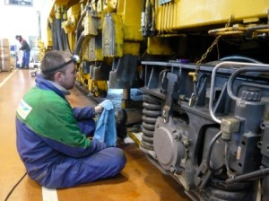 Novium assure autant la maintenance, la rénovation que la conception-réalisation d'engins mobiles de travaux.