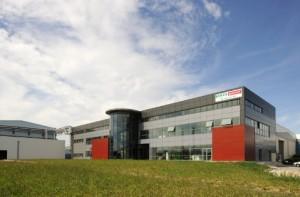 Le site de production de Mâcon a bénéficié de 40 millions d'€ d'investissement. Crédit photo : Ville de Mâcon.