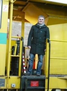 Didier Stainmesse, directeur général de Novium.