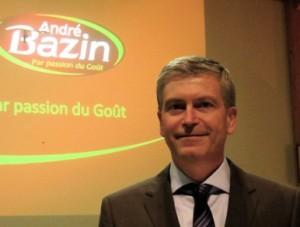 Philippe Wagner, acheteur puis vendeur de la société André Bazin et de nouveau repreneur.