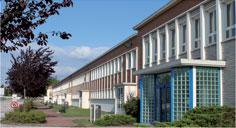 Le site de Novatech Systems à Genlis (Côte-d'Or).