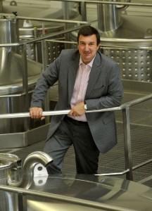 Christophe Bonnefond, directeur des opérations œnologie de Moët & Chandon.
