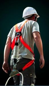 L'entreprise comtoise est aussi connue pour ses harnais de sécurité.