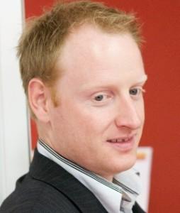 Christophe Thil, fondateur et dirigeant de la société Blueboat.