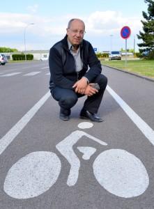 Le directeur d'établissement, Lorenzo Libran, 53 ans, est en charge de toute la partie opérationnelle du site. ©Frédéric Marais/Agence Info