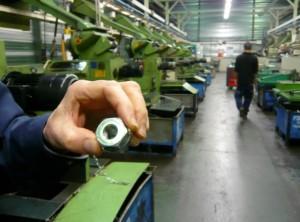 L'usine Lisi de Dasle, dans le Doubs, emploie 117 personnes et est dédiée aux filetages creux.