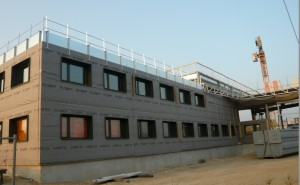 La société patrimoniale Aktya est en train de construire 1500 m2 sur Temis Santé pour abriter FCI.