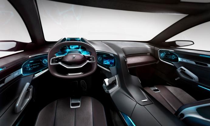 Le futur de la voiture est dans son recyclage for Future interieur