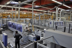 La réorganisation de la production place Sorec au niveau de la productivité d'un cuisiniste de grande série, selon Nicolas Félix, P-DG.