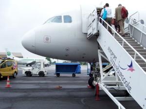 L'aéroport de Dijon-Longivc avait renoué avec les lignes régulières en 2010.