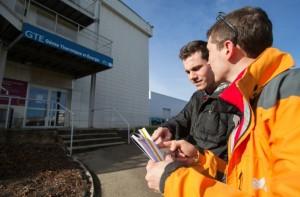 Le département génie civil prépare à cinq diplômes dans le domaine de l'énergie.  © Ludovic Godard - UFC.