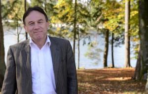 Patrice Joly, président du conseil général de la Nièvre. © Stéphane Jean-Baptiste / CG 58.