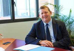 Marc Leurette, délégué régional d'EDF Bourgogne. ©T.Hazebrouck Focale Info.