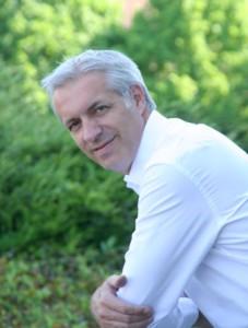 Christophe Perny, président du conseil général du Jura.