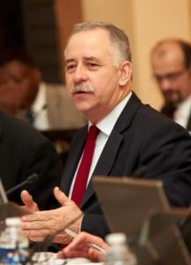 André Villiers, président du conseil général de l'Yonne. © Direction de la communication CG89.