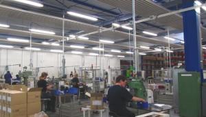 Depuis 2011, Mantion a investi 4,5 millions d'euros dans ses locaux et son outil de production.
