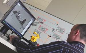 90 ingénieurs et techniciens travaillent en bureau d'études chez Cermex.