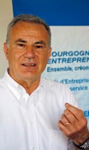 Bernard Broye, l'un des trois fondateurs de Cermex.