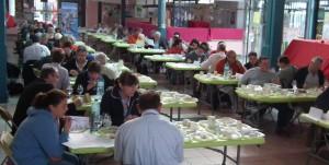 Le concours régional des fromages fermiers est organisé tous les ans par la chambre régionale d'agriculture de Bourgogne.