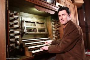 Notre confrère Christian Robischon tiendra le célèbre grand'orgue de Masevaux, les 4 et 5 juillet. ©Alexandrestudio.