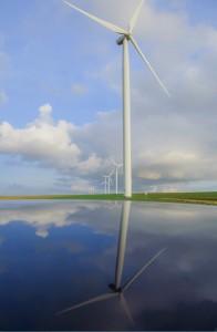 Le parc éolien de la vallée de l'Arce sert de support au projet Venteea.