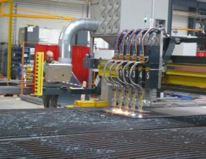 Métalhom bénéficie d'un investissement de 12 millions d'€ en matériel ultraperformants.