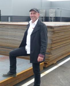 Gilles Devillers remonte un groupe industriel avec Sermap et Métalhom.