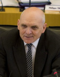 Claude Jeannerot, président du conseil général du Doubs. © Conseil général du Doubs.