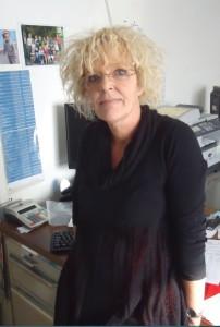 Patricia Koch, chef d'entreprise dans le Haut-Rhin a créé le collectif Défense PME contre l'inertie des banques en 2012. Christian Robischon