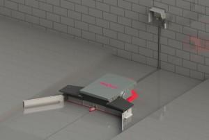 Mirobot : la dernière innovation de Sermap pour nettoyer les étables.