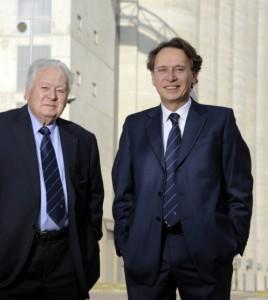 Michel le père et Jean-Michel le fils incarnent les 3e et 4e générations de cette saga familiale qui a débuté en 1900.