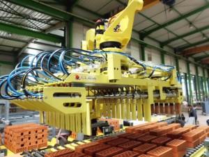 Le tout nouvel empileur robotisé multi-produits de Cleia.