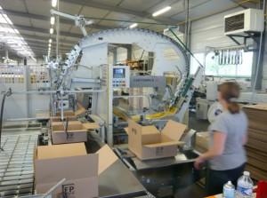 Les 48 salariés de l'entreprise travaillent sur du matériel ultramoderne.