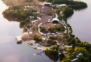 Le festival des Eurockéennes de Belfort fait confiance à Trinaps depuis six ans.