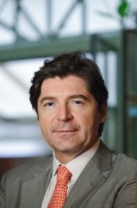 Jérôme François, président du directoire du groupe qui porte son nom.