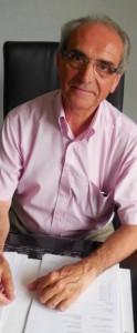 Gérard Lasserre, directeur de la Papeterie de Novillars.