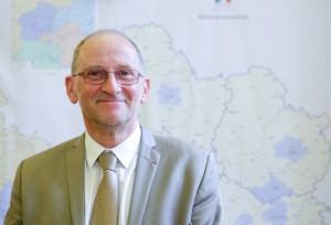 Eric Delzant, nouveau préfet de Côte-d'Or et de Bourgogne. ©Jean-Christophe Tardivon.