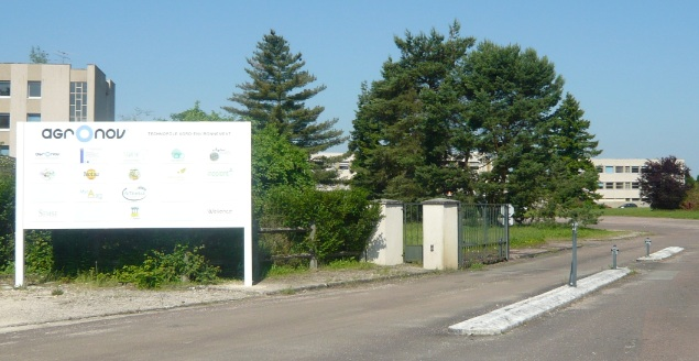 A l'instar d'Agronov à Bretenières, future zone dédiée à l'agro-industrie, toutes les zones d'activités seront gérées par la communauté urbaine de Dijon. ©CP